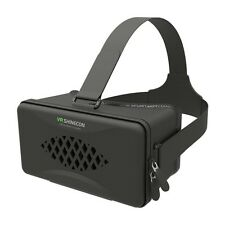 JENTXON 3D VR Glasses Light Weight Virtual Reality Headset for Games & Movies C
