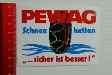 Aufkleber/Sticker: Pewag Schneeketten (290316137)