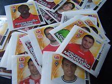 Hanuta Ferrero TOPPS Bundesliga Stars 2011
