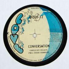 "Gregory Isaacs/Big Joe ""Conversation"" Reggae 12"" Love mp3"