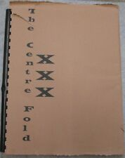 "The Pretender X-Files Fanzine ""The Centre Fold"" SLASH HET"