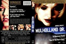 Mulholland Dr. ~ New DVD ~ Naomi Watts_Directed by David Lynch (2001)