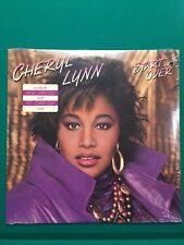 Cheryl Lynn Start Over vinyl LP SEALED dated 1987