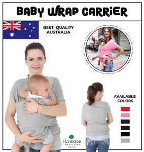 High Quality Baby Wrap Carrier Sling with Smooth Material