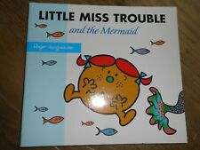 MR MEN- LITTLE MISS TROUBLE AND THE MERMAID ROGER HARGREAVES