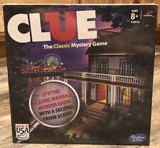 Clue: The Classic Mystery 2013 Edition Board Game by Hasbro brand new