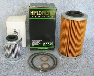 BajaRon's Can-Am Spyder Oil Filter Kit w/Trans SE5 GS ST RT RS RSS 2008-2016