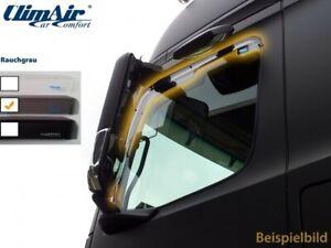 Windabweiser für Opel Vivaro A Facelift 2006-2014 Kastenwagen vorne