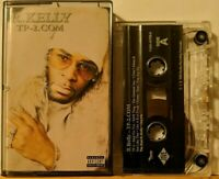 TP-2.COM by R. Kelly (Cassette, 2000, Jive Records)