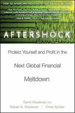 Aftershock: Protect Yourself and Profit by David and Robert Wiedemer & C Spitzer