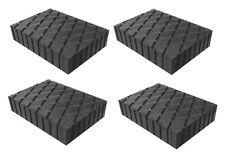 4 X bloc de caoutchouc 160x120x40 mm. pour Pont elevateur - Italie - tampons