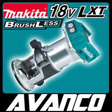 Makita 18V LXT Brushless Laminate Trimmer Router 30,000RPM DRT50Z NEW