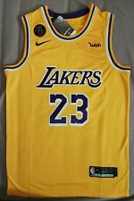 Maillot los angeles lakers domicile lebron james nba home 2020 2021 size M NEW