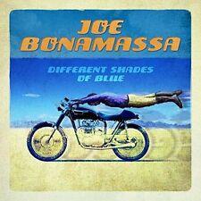 Different Shades of Blue [9/23] by Joe Bonamassa  J&R Adventures New!