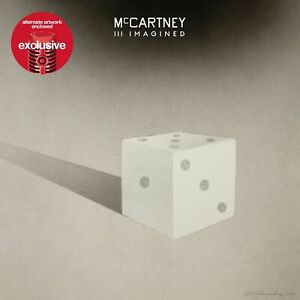 Paul McCartney - III Imagined - McCartney 3 Exclusive Limited Variant Cover CD