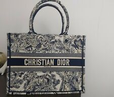 CHRISTIAN DIOR BOOK TOTE LIMITED ED