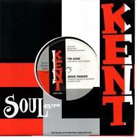 EDDIE PARKER I'm Gone / Love You Baby - Northern Soul 45 (Kent) 60s Soul *Listen