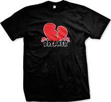 Heart Breaker Dumped Valentine's Day Single Flirty Girl Love Date Mens T-shirt