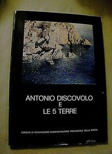 ANTONIO DISCOVOLO E LE 5 TERRE / Comune di Riomaggiore 1976