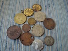 Argentina Lot Of Medal Coins&Tokens From Other Countries {12 } In Total99.52 Gms