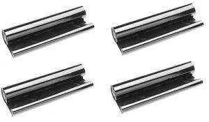 4x Ersatz Fax-Rollen Druckfolie für Sharp UXP310 370 470 UX-3CR UX3CR.