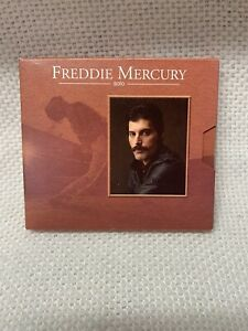 Freddie Mercury Solo 3-disc CD box set with booklet 2000 Queen 🕺🏻