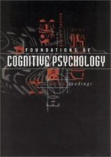Foundations of Cognitive Psychology: Core Readings by