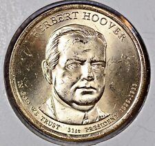 President Herbert Hoover Coin 2014-P ** Finish Your Collection **