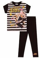 Girls Official JoJo Siwa Pyjamas And Bow Set 8-13 Years