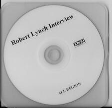 ROBERT LYNCH PT BOAT 114 GUNNER RARE INTERVIEW DVD