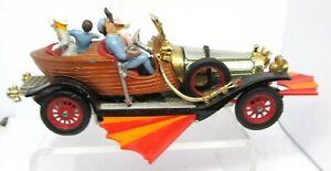 Corgi Toys No 266 Chitty Chitty Bang Bang with Original Four Figures and Wings