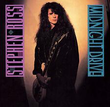 STEPHEN ROSS - Midnight Drive (RARE OOP CD, Oct-1991, Shrapnel C0010)