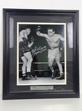 JAKE LAMOTTA Authentic Signed Stacks of Plaques Certificate