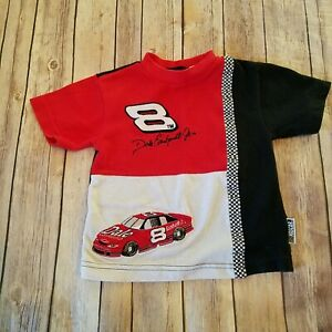 Dale Earnhardt Jr Size 3T Toddler Shirt Embroidered Chase Authentics