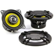 SUZUKI WAGON R 00-06 Ground Zero Altavoz, Cajas 100mm Engatusar FRONTAL