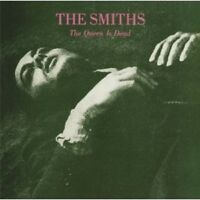"THE SMITHS ""THE QUEEN IS DEAD""  VINYL LP -----10 TRACKS----- NEU"