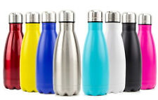 TIDE 300ml Vaccuum Stainless Steel Double Walled Insulated Reusable Water Bottle