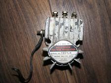 chrysler outboard voltage regulator