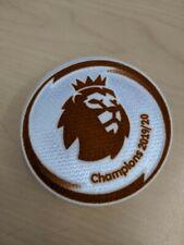 Premier League Liverpool FC League Champion 2019/20 Patch 2020/21 FREE SHIPPING