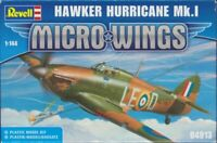 Revell Micro Wings 1/144 Hawker Hurricane Mk I Model Kit