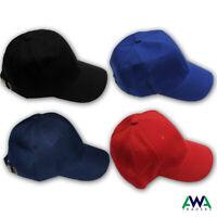 Sports Cap Plain Baseball Caps Men's Baseball Caps Unisex Peak Caps Summer Hats