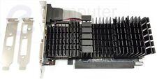 GIGABYTE Low Profile GeForce Video Card Graphics HDMI DVI PCIe LP Slimline/Slim
