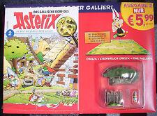 Das Gallische Dorf des Asterix -  4 Hefte - OVP