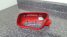 Audi A3 A4 A6 A8 OEM Front Left Sideview Mirror Cover Cap RED 8D0857507