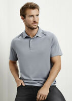Biz Collection Academy Mens Polo BIZ COOL™ 100% Breathable Fabric Easy-care New