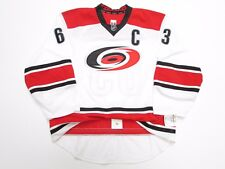 b95a2afcd CAROLINA HURRICANES AUTHENTIC AWAY ANY NAME   NUMBER REEBOK EDGE 2.0 7287  JERSEY