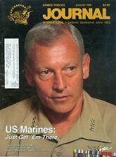 1990 Armed Forces Journal Magazine: Lt. General John R. Dailey U.S. Marines