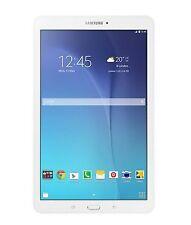 """Samsung Galaxy Tab E Sm-t561 9.6"""" WiFi 3g Tablet - White"""