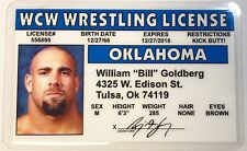 Bill Goldberg - Wrestling License Novelty