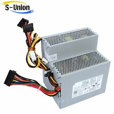 Power Supply Unit (255W) For Dell Optiplex 760 780 960 980 DT F255E-01, H255E-01